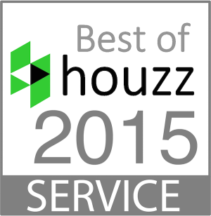 Best of Houzz 2015 for Customer Service