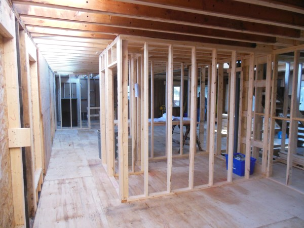 Iroquois Main Floor Structural Improvements