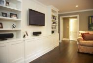 Basement renovations by London Ontario's Anden Construction