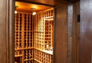 Wine Cellar Basement renovation by Anden Construction London, ON