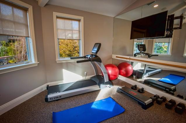 Home gym builds london sarnia on anden design build